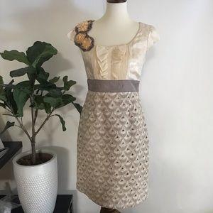 Anthropologie Floreat vintage style dress